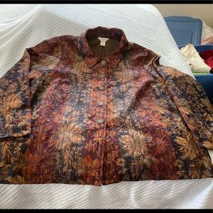 Tapestry or Baroque jacket